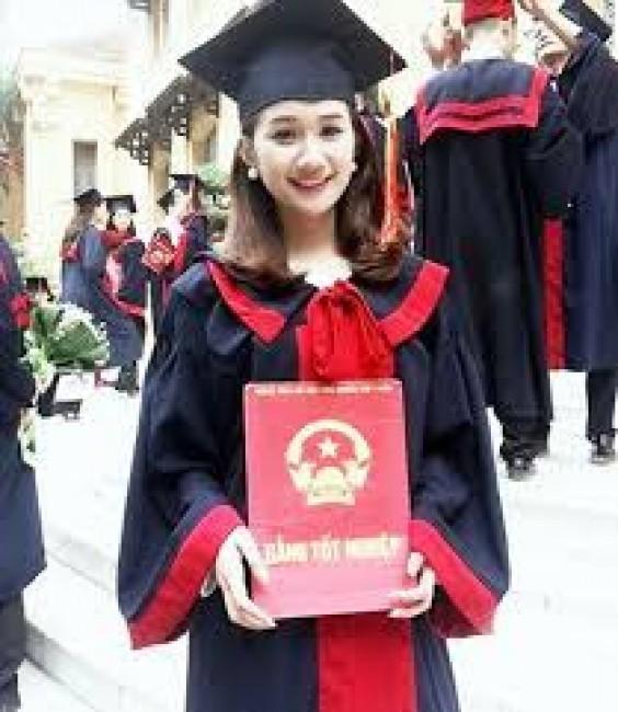 nhận may đồng phục học sinh- lễ phục tốt nghiệp Sơn La
