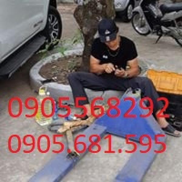 Nhận sửa chữa xe nâng tay 0905568292 - 0905.681.595