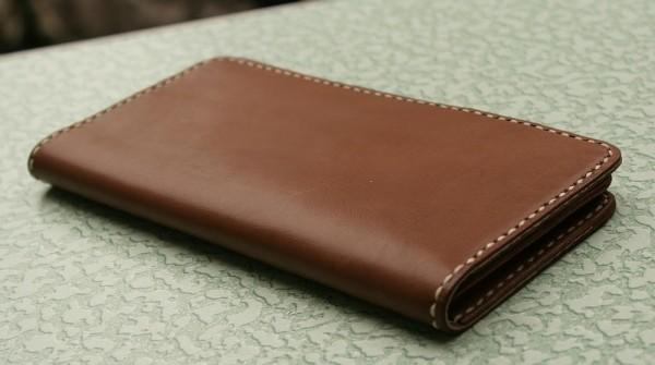 Những chiếc ví da sẽ nhanh chóng được vệ sinh sạch sẽ