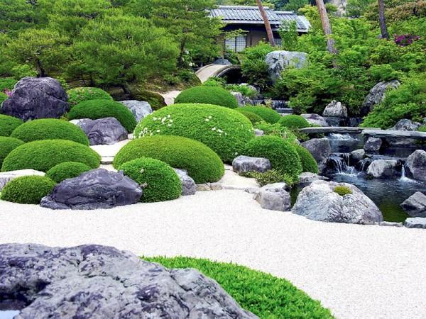 Những đặc trưng của khu vườn kiểu Nhật