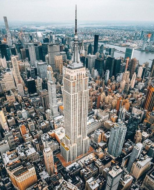 Những địa điểm mang tính biểu tượng của New York