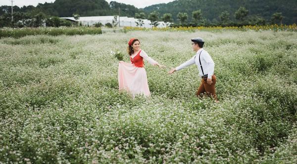 Những điểm chụp ảnh cưới đẹp như mơ ở Việt Nam