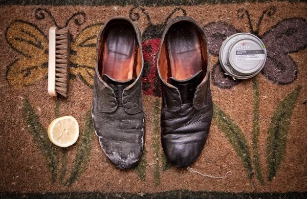 Những điều chưa biết khi bảo quản giày da