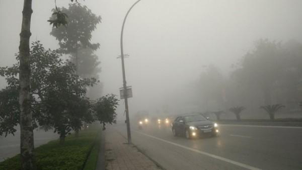 Những điều chưa biết về sương mù