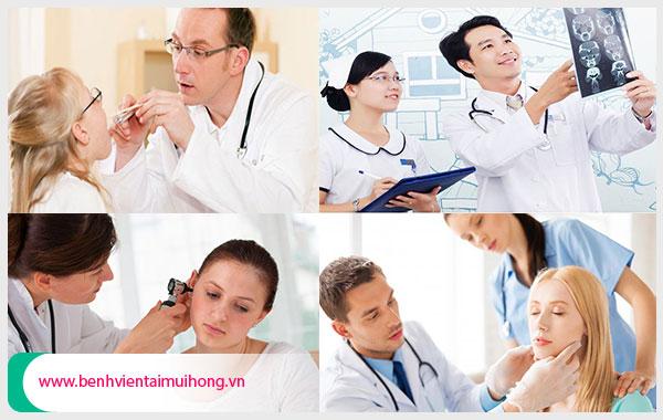 Những điều về bác sĩ chuyên khoa tai mũi họng quận 10