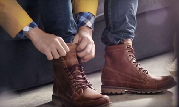 Những đôi giày boot da nam thịnh hành
