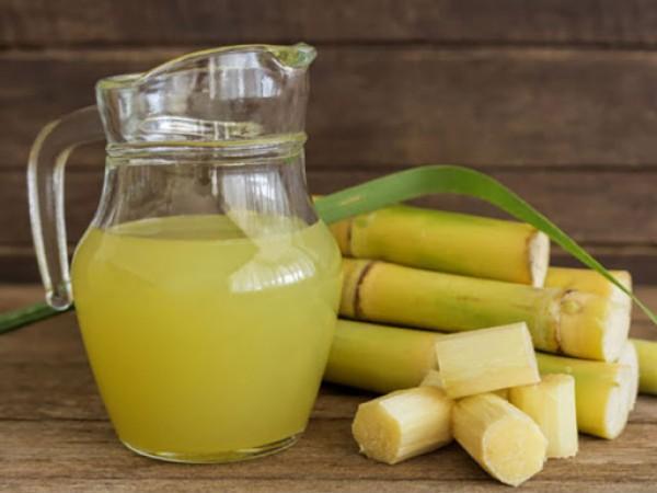Những dưỡng chất tốt cho sức khỏe có trong nước mía