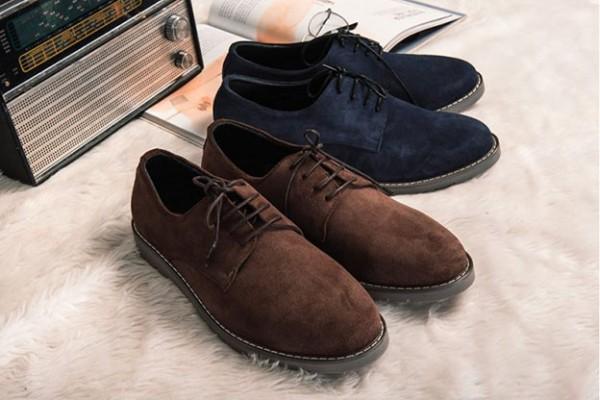 Những kiến thức cần thiết về giày da lộn
