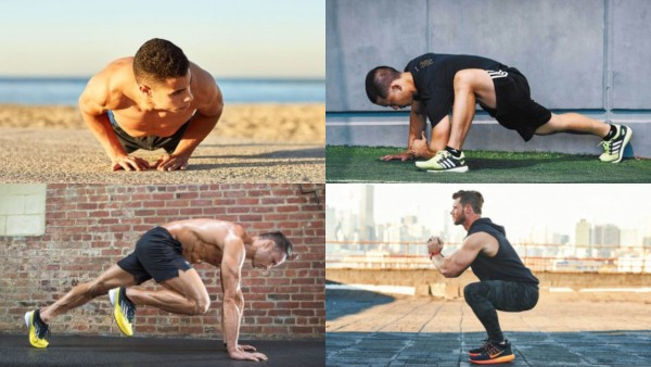 Những kiểu thể dục giúp bạn giữ cân hiệu quả nhất