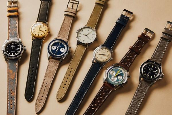 Những loại dây đồng hồ da gây thương nhớ cho người dùng