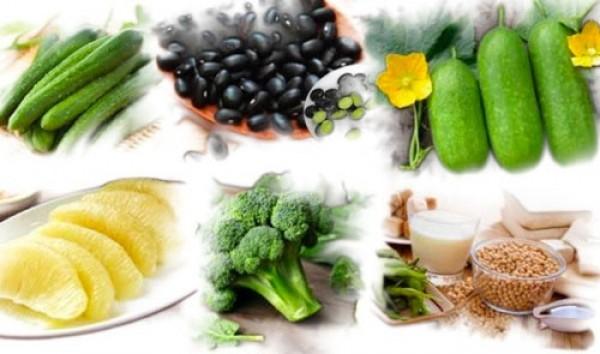 Những loại thực phẩm giúp bạn giảm cân trong ngày hè oi bức