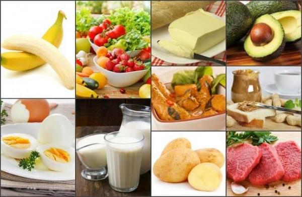 Những loại thực phẩm giúp bạn tăng cân an toàn