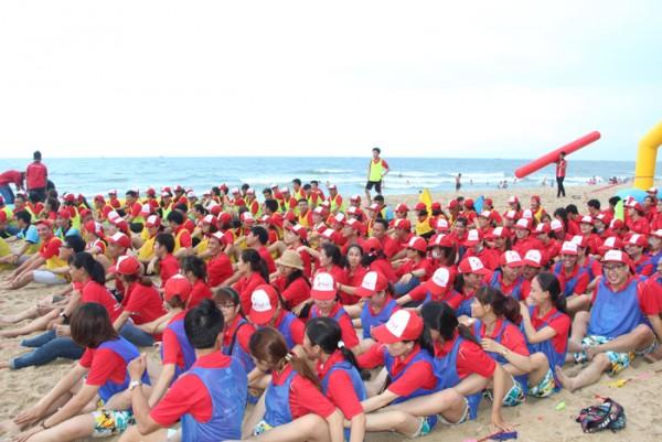 Những lợi ích khi chọn địa điểm tổ chức teambuilding bãi biển