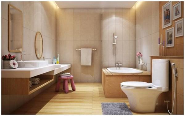 Những lưu ý khi lắp đặt thiết bị phòng tắm