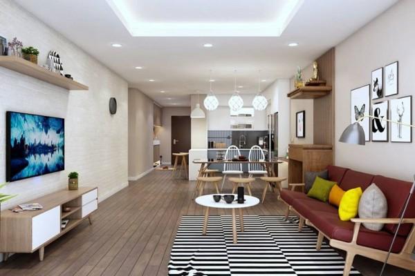 Những lưu ý khi thiết kế và bố trí phòng khách
