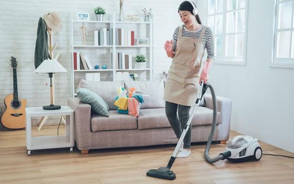 Những lưu ý quan trọng khi dọn dẹp nhà cửa