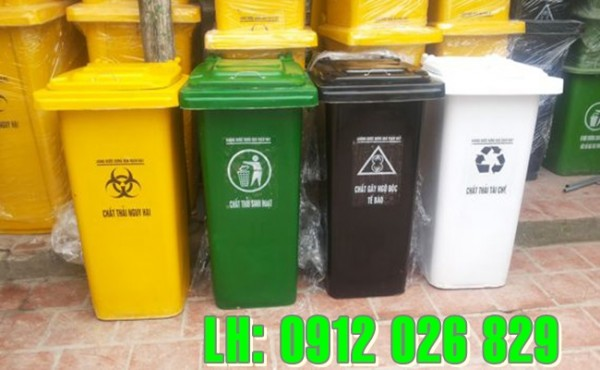 Những lý do nên chọn thùng rác y tế 30L từ Paloca