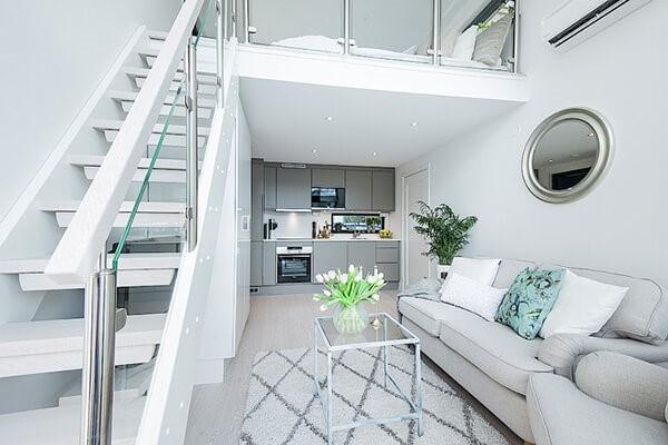 Những mẫu thiết kế nhà đầy đủ tiện nghi chỉ 30m2