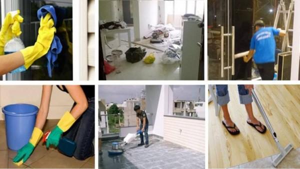 Những mẹo nhỏ vệ sinh nhà cửa của bạn trở nên dễ dàng hơn