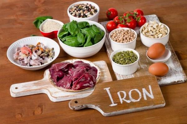 Những món ăn thông dụng giúp bổ máu
