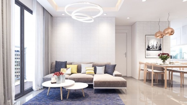 Những nguyên tắc không thể bỏ qua khi thiết kế nội thất chung cư