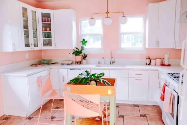 Những phong cách độc lạ dành cho căn bếp nhà bạn