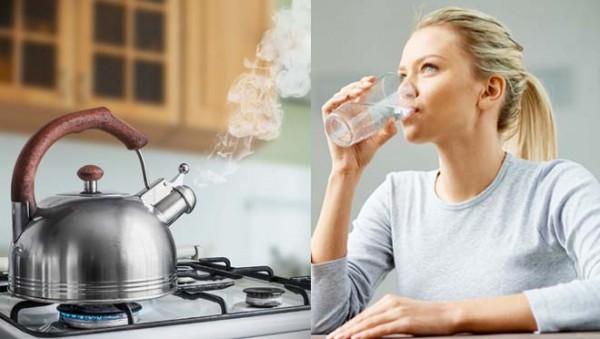 Những sai lầm về nước sôi để nguội bạn cần biết
