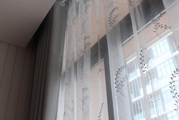 Những thay đổi nhỏ với rèm cửa giúp làm mới ngôi nhà