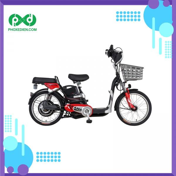 Những thông tin về đặc điểm cấu tạo của sản phẩm xe đạp điện ASAMA