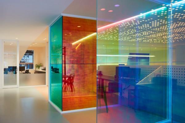 Những tông màu nổi bật dành cho phòng làm việc