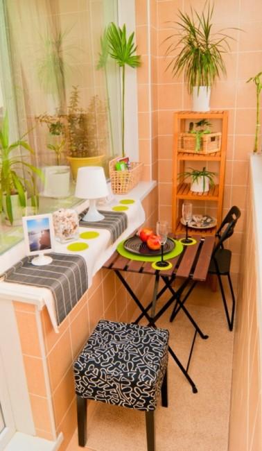 Những vị trí thích hợp làm khu thư giãn trong nhà