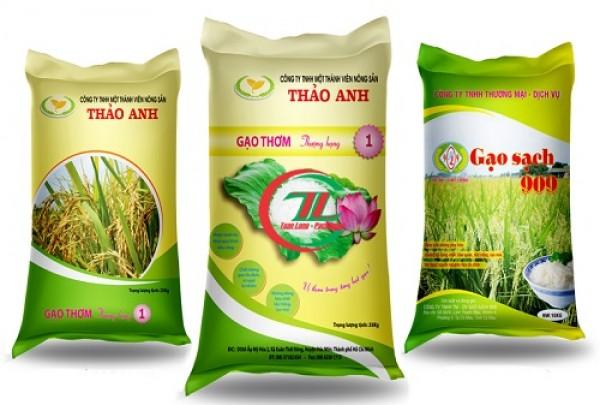Nơi bán bao PP dệt đựng lúa, gạo, địa chỉ sản xuất bao pp dệt