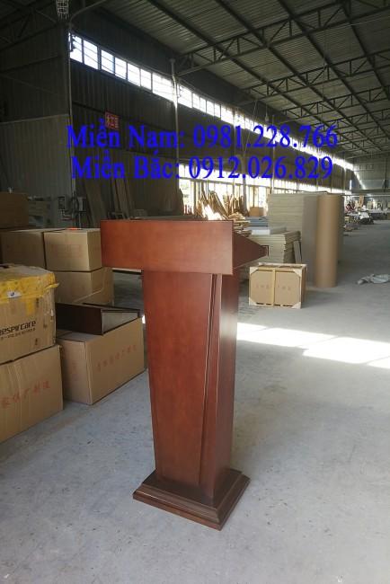 Nơi bán bục phát biểu gỗ công nghiệp chất lượng