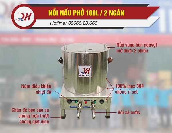 Nơi bán nồi nấu phở uy tín tại Hà Nội