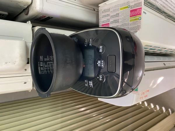Nồi cơm áp suất Áp suất 2 bi TIGER JPB-B100 1 LÍT MÀU ĐEN HUYỀN BÍ