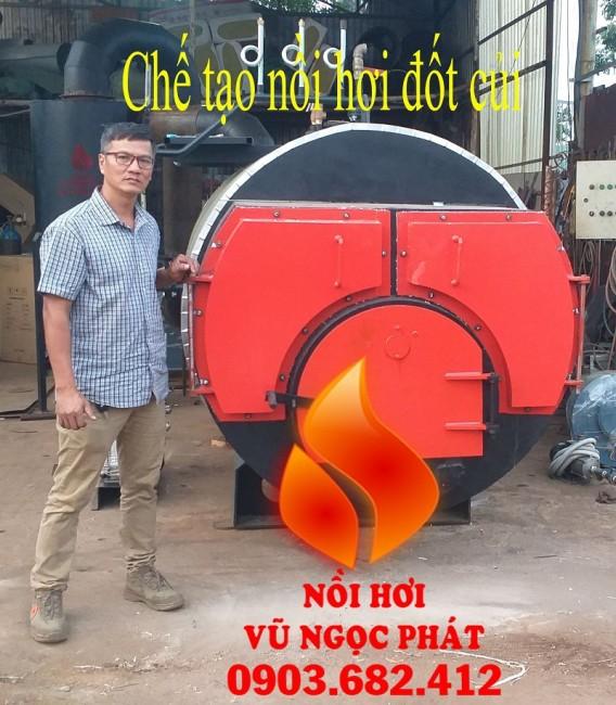 Nồi hơi đốt than qua sử dụng - 0903.682.412