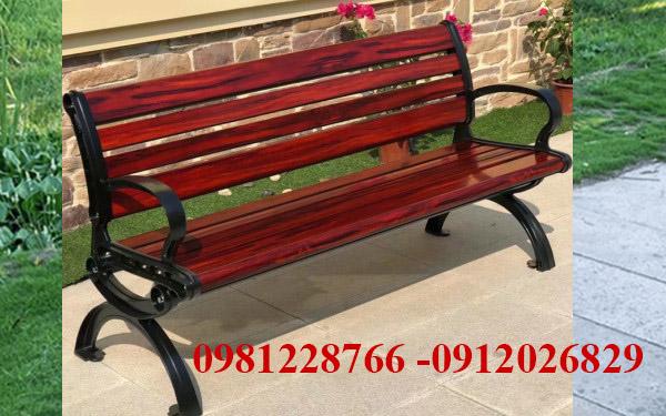 Nơi mua mẫu ghế công viên đẹp, giá rẻ ở đâu tại Bình Định