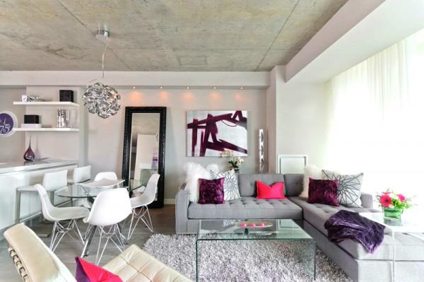 Nới rộng không gian với nội thất thông minh