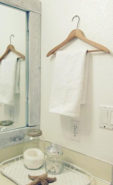 Note lại những cách biến tấu móc treo quần áo hữu ích