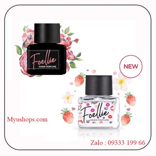 Nước hoa vùng kín Foellie 5ml