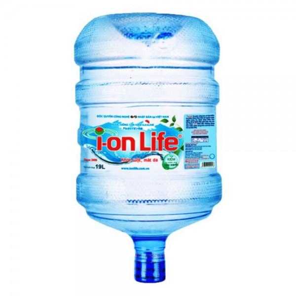 Nước Ion Life Bình Úp 20L