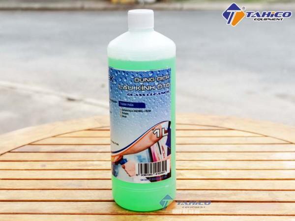 Nước lau rửa kính Ventek chai 1 lít