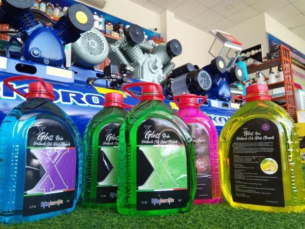 Nước rửa kính ô tô Ekokemika Xglass 3,2L giá rẻ