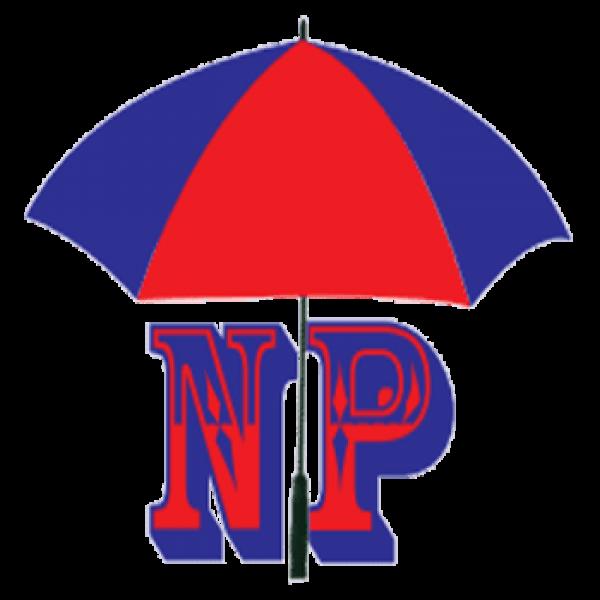 Ô dù in logo quảng cáo sản xuất tại Nguyên Phát