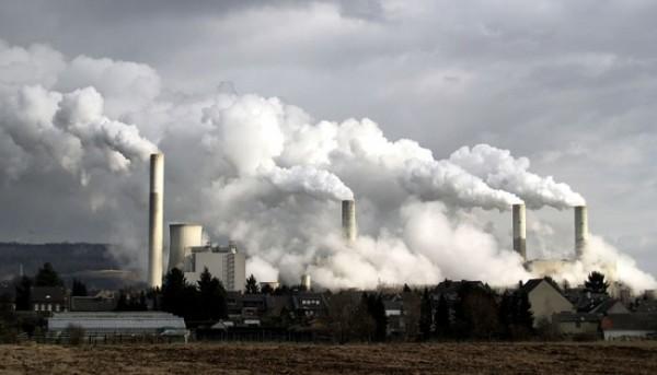 Ô nhiễm không khí đang trở thành vấn đề nghiêm trọng