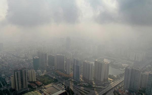Ô nhiễm không khí không chỉ gây ra các bệnh về phổi