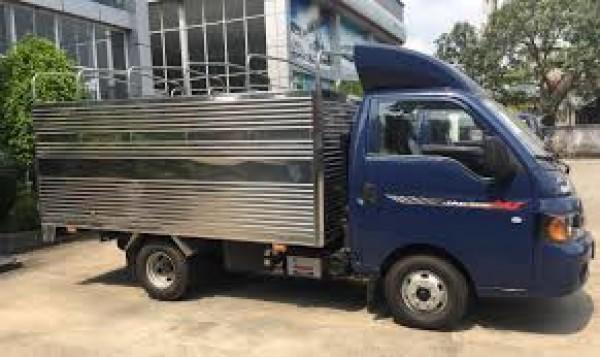 Ô tô Á Châu bán trả góp, xe JAC 1025/X99