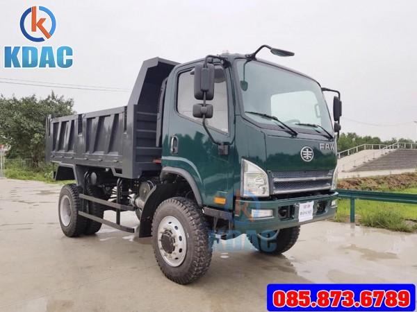 Ô Tô Á Châu - Mua bán xe tải ben Chiến Thắng 7t75 2 cầu