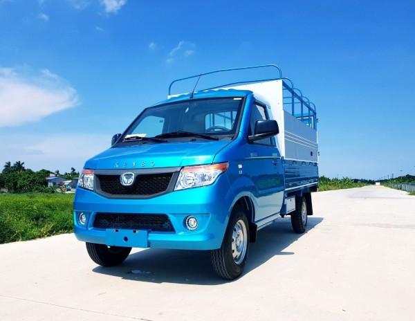 Ô Tô Á Châu - Mua bán xe tải - xe tải Kenbo 990kg thùng khung mui