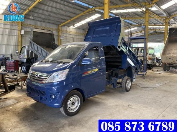 Ô Tô Á Châu - Xe Ben 990kg giá tốt hỗ trợ vay cao toàn Miền Bắc